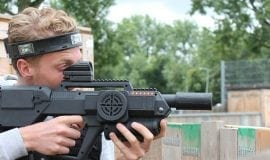 Rene Archery Tag Amsterdam Bedrijfsuitje