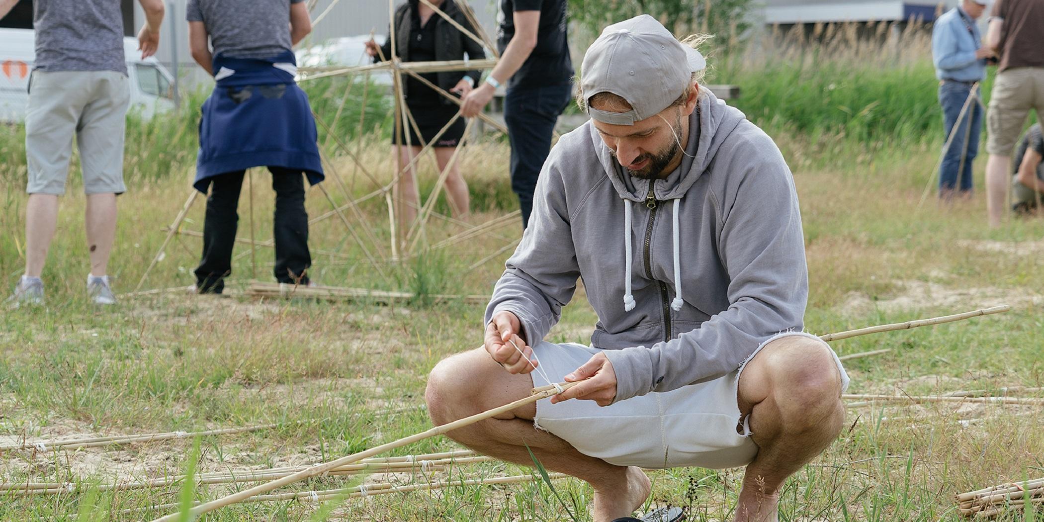 Bamboo Challenge amsterdam 1