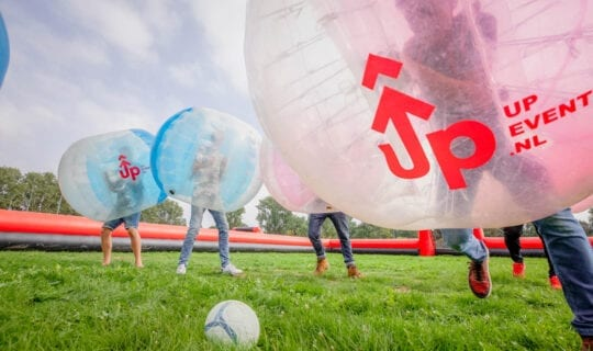 Bubble Football Amsterdam Stag Party