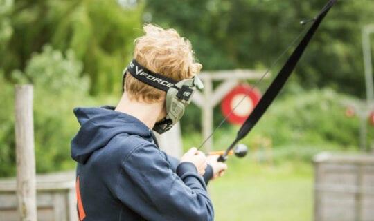 vierkamp amsterdam archery tag